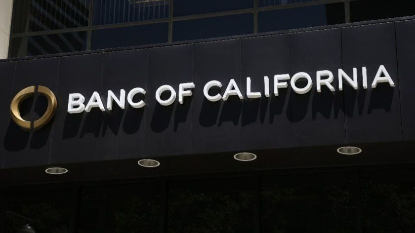 Santa Ana-based Banc of California is facing lawsuits from several former executives, a continuation of turmoil that started a year and a half ago.