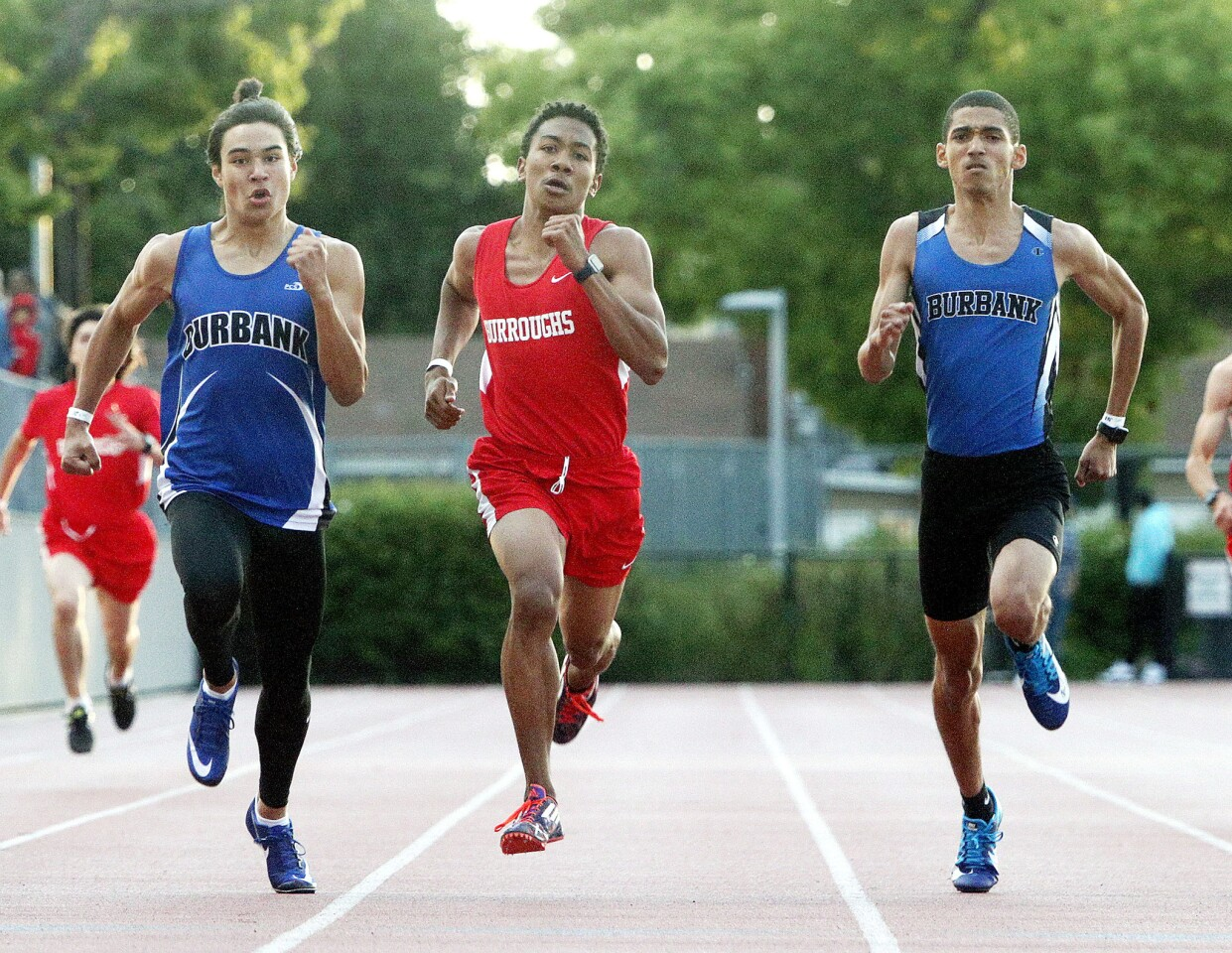 Photo Gallery: Burroughs vs. Burbank in Pacific League track