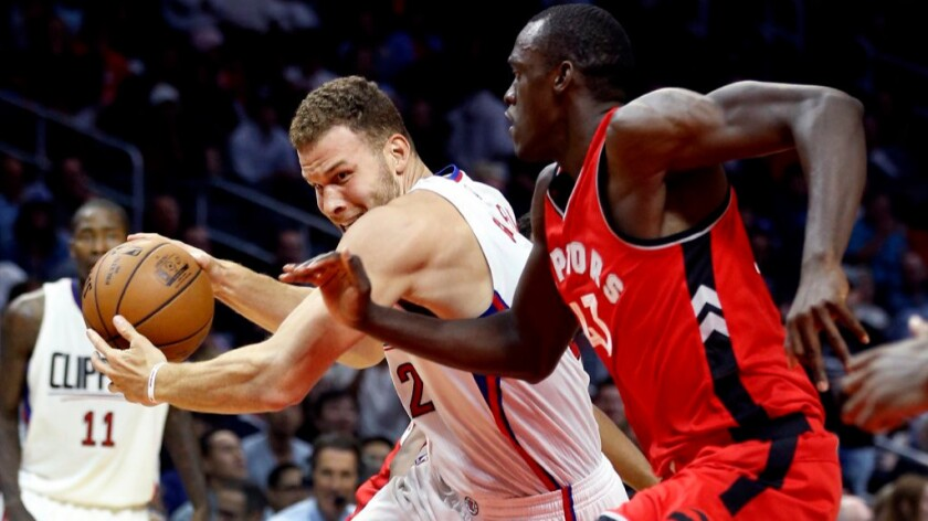 Clippers seek freedom as a team, even after win over Raptors, 104-98