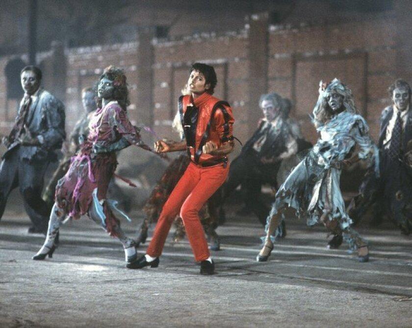 Michael Jackson's 'Thriller' hits 30th anniversary