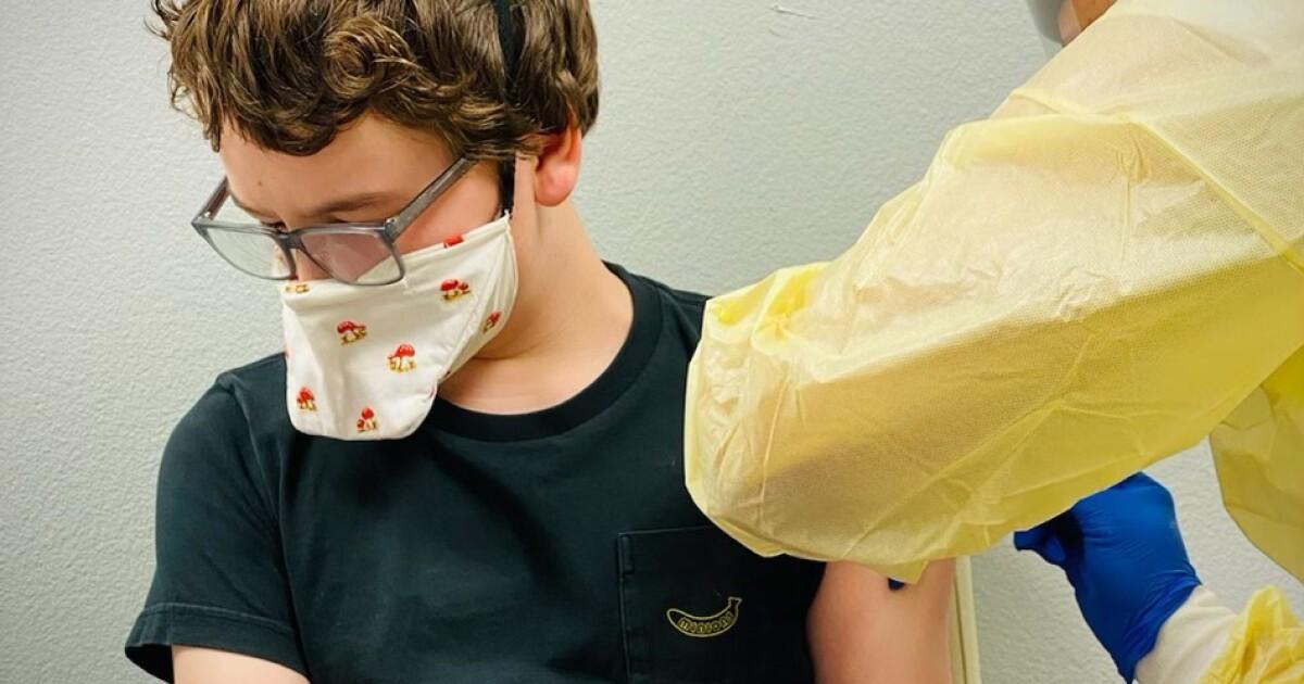 Children are next in U.S. COVID-19 vaccination campaign - Los Angeles Times