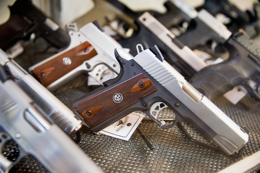 Studies examine state gun laws and suicide