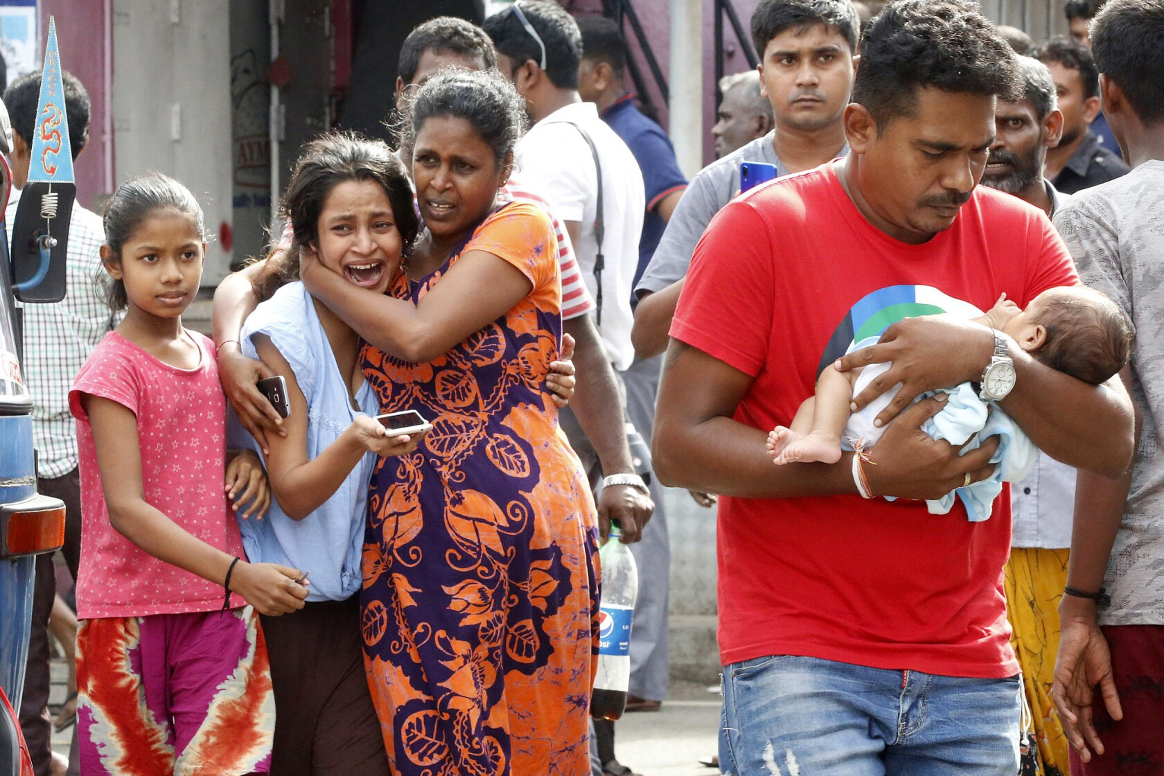 290 killed in Easter Sunday explosions in Sri Lanka  Americans are