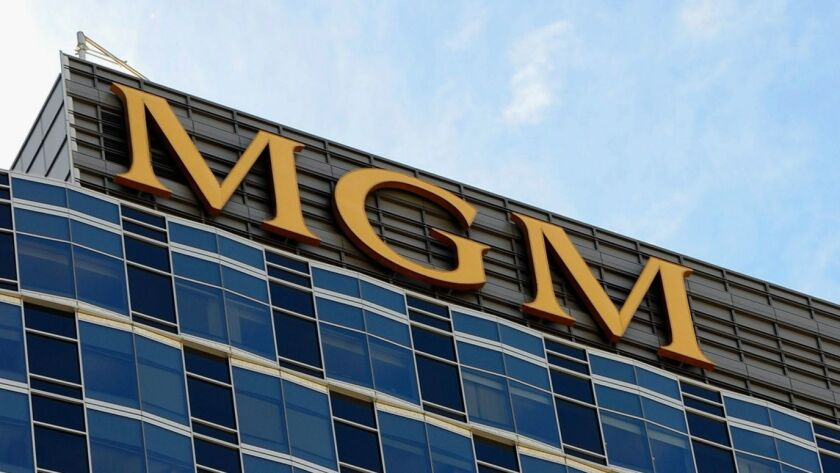 MGM Studios Votes On Bankruptcy Filing