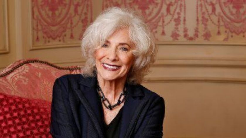 Betty Buckley's fans are vocal — be they in her hometown of Fort Worth or in Los Angeles too.
