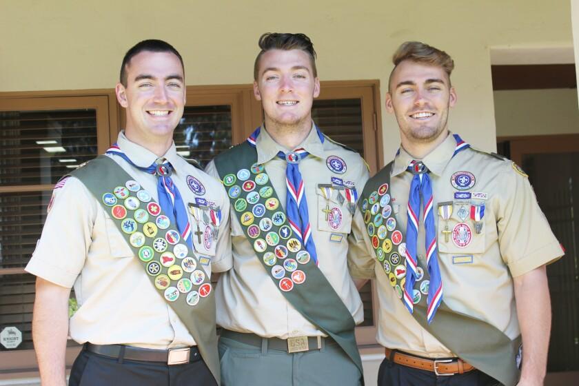 Eagle Scout Kyle Lindgren