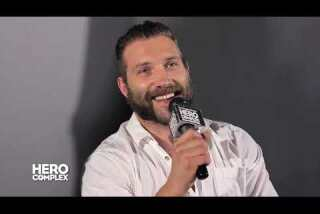 'Terminator Genisys': Jai Courtney talks being tossed by Arnold Schwarzenegger