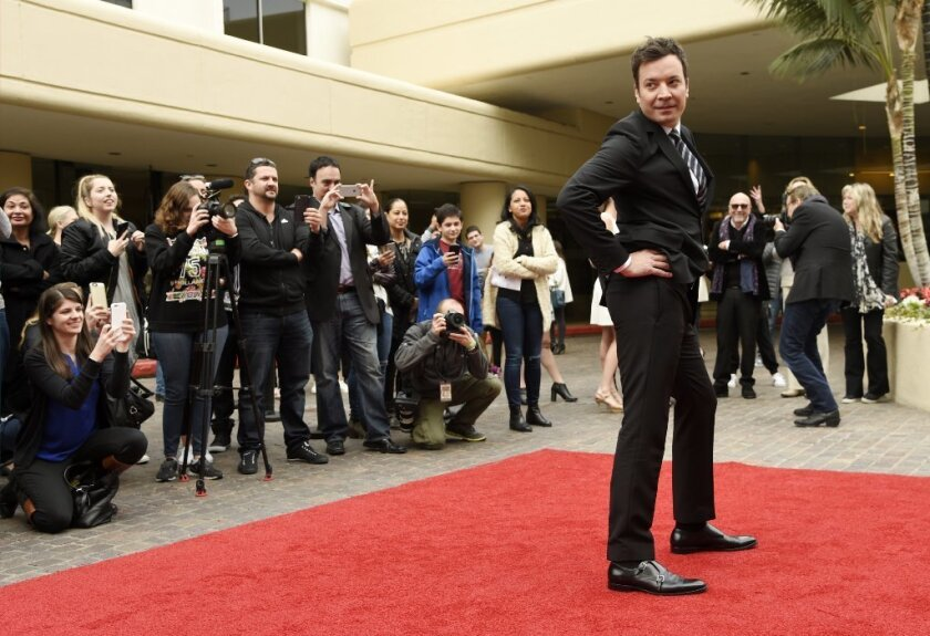 The Golden Globes show will likely feature a very different tone this year with Jimmy Fallon as the host.
