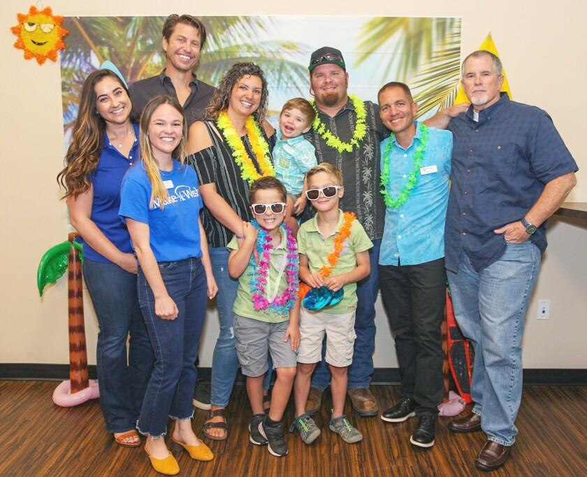 Poway boy's wish granted by Carlsbad company - Pomerado News