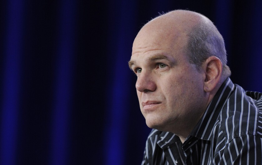 """David Simon, creator and executive producer of the HBO series """"""""The Wire,"""" has """"Show Me a Hero"""" due in August."""