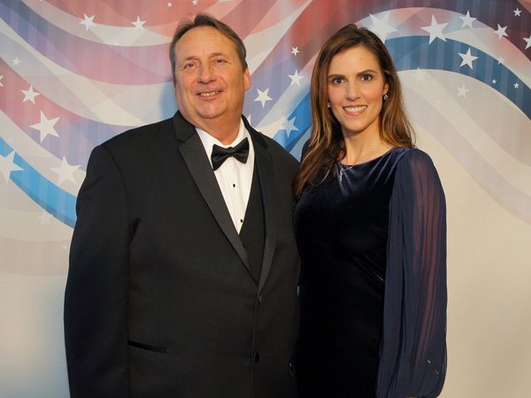 Chris Megison (CEO of Solutions for Change), Taya Kyle (author and widow of Chris Kyle)