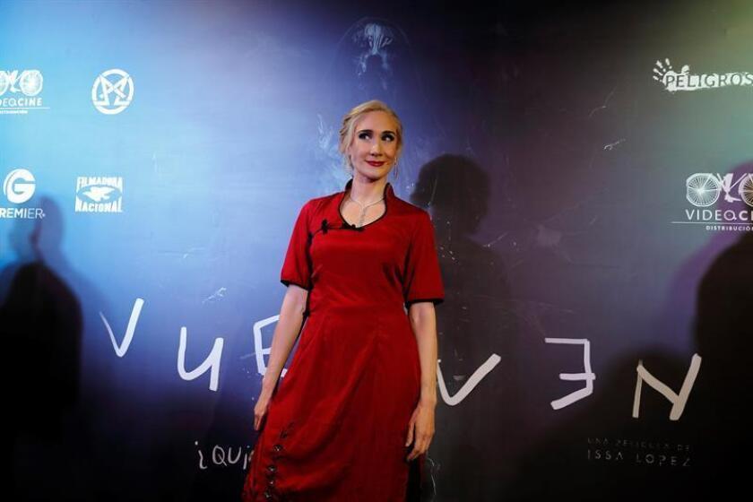 La directora mexicana Issa López rodará su primera película en inglés. EFE/Archivo