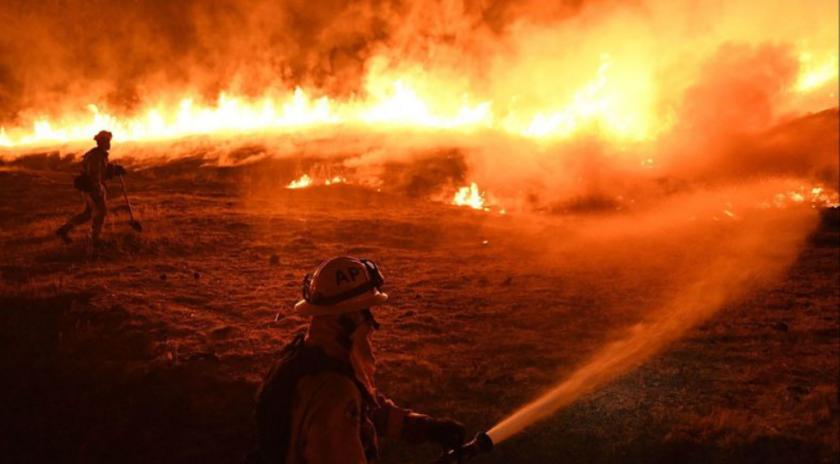 El incendio de Ranch