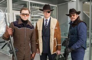 'Kingsman: The Golden Circle' movie review by Justin Chang