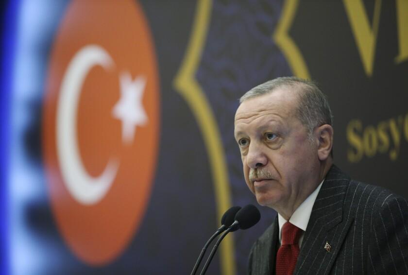 Turkey Libya