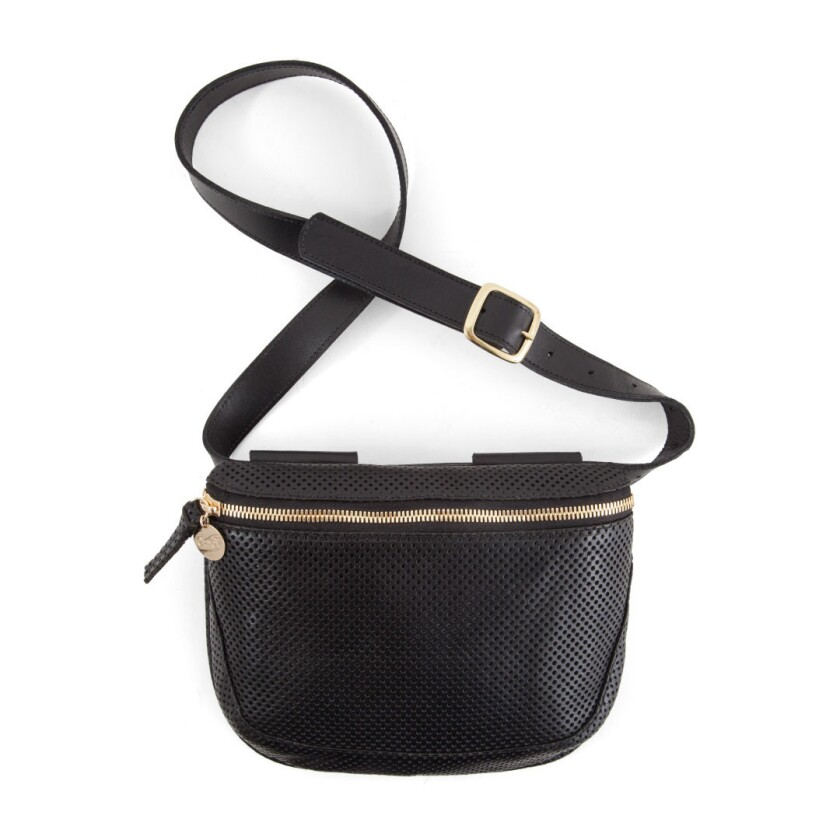 Clare V. has featured the Fannypack in its line for years, giving cool girls everywhere an easy way