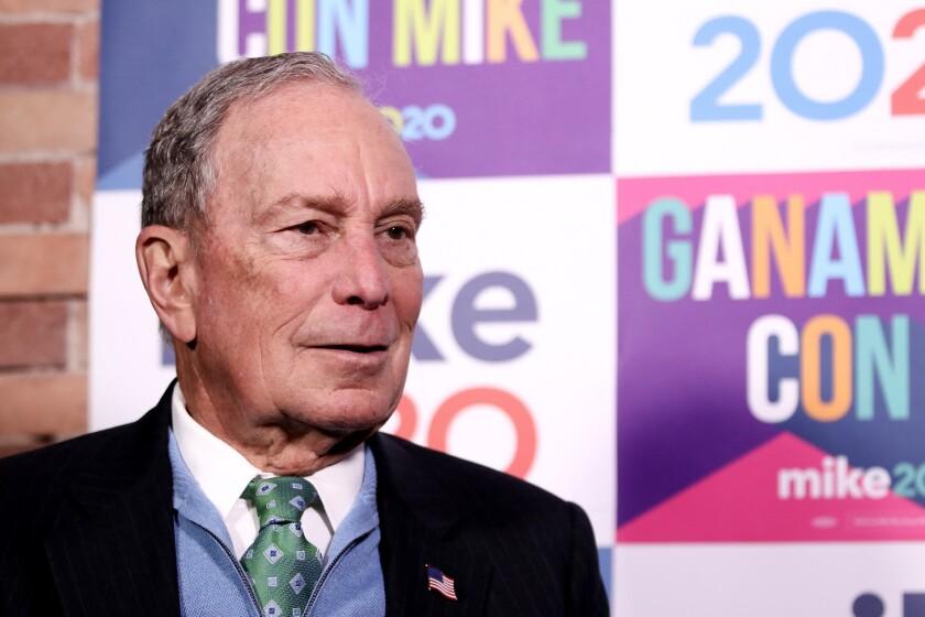 "Mike Bloomberg: ""Este país necesita inmigrantes"""