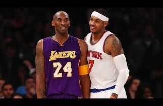Kobe Chronicles: Carmelo Anthony