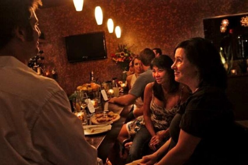 The Yard serves up a friendly atmosphere just half a block from the beach in Santa Monica.