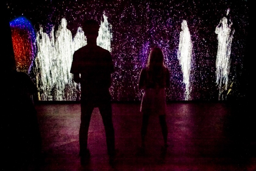 Blind Date Wonderspaces