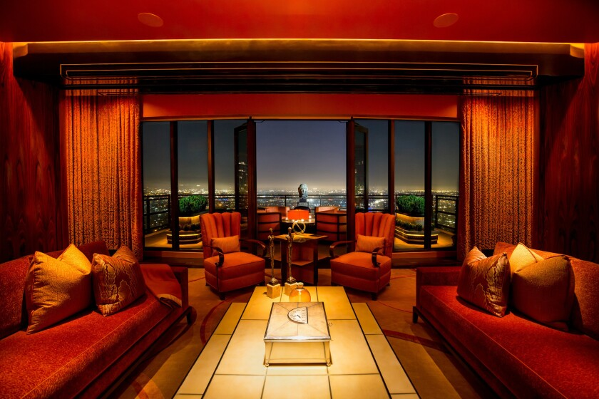 Jeffrey Klarik and David Crane's Century City penthouse   Hot Property