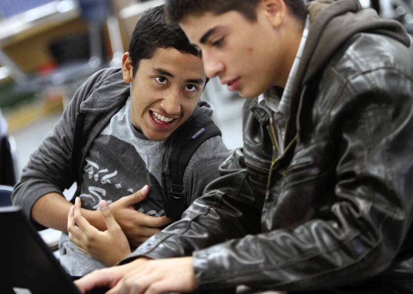 Low-income students get crash course in college preparation