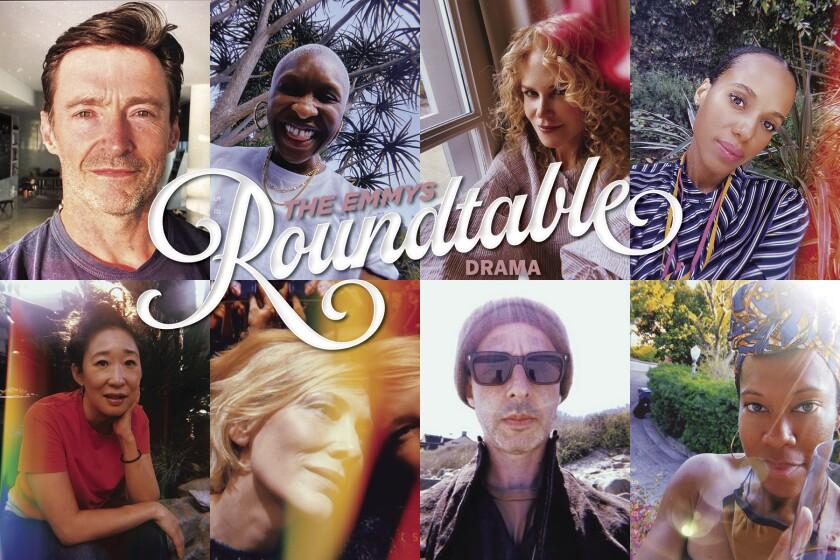 The Envelope Emmy Roundtable -- Drama