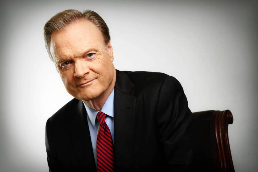 The Sunday Conversation: Lawrence O'Donnell