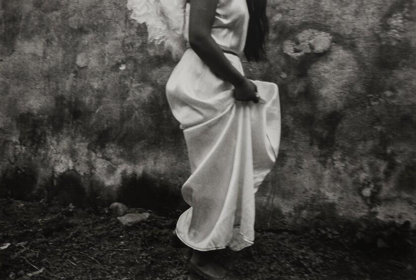 A photo of Cayo del cielo, Chalma, 1989 by Graciela Iturbide