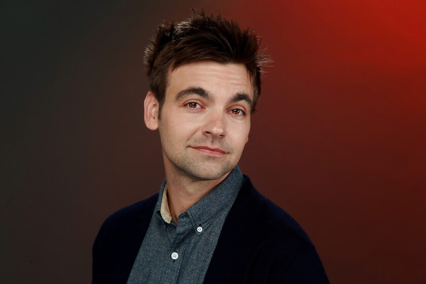 """Drew Tarver stars in """"The Other Two,"""" a comedy series about follows two floundering millennial sibli"""