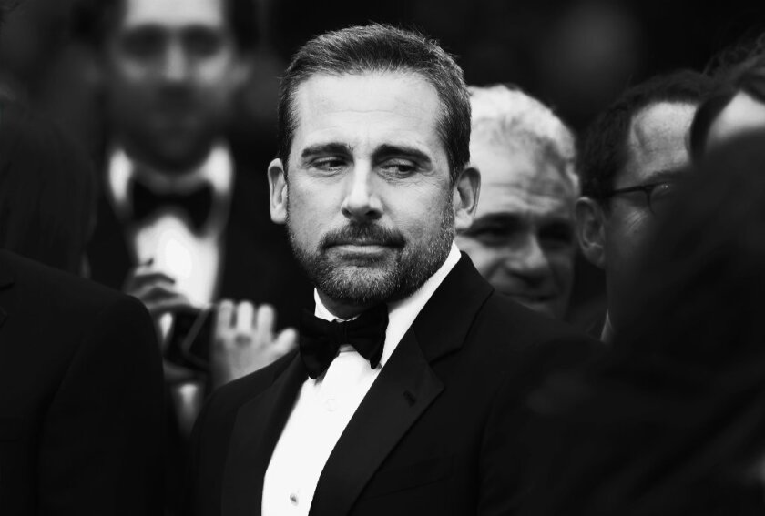 Steve Carell at the 2014 Cannes Film Festival