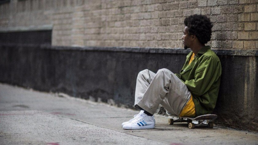 L.A. native and pro-skater Nakel Smith talks about his new Adidas sneaker collaboration
