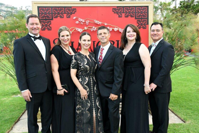 Matthew and Jennifer Edstrom, Nicole and Leandro Velazquez, Michelle and Joe Wiseman