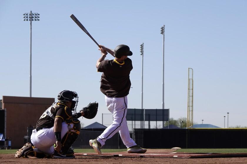 Padres Spring Training 2020