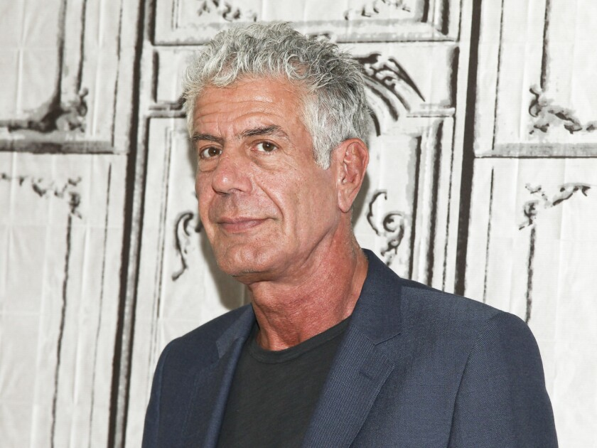 """""""Anthony Bourdain Remembered"""" collects tributes and photographs honoring the late writer."""