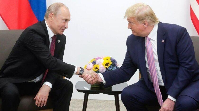 G20 summit in Osaka, Japan - 28 Jun 2019