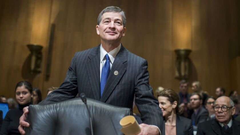 Rep. Jeb Hensarling, chairman of the House Financial Services Committee, is a top recipient of contributions from banks and financial firms.