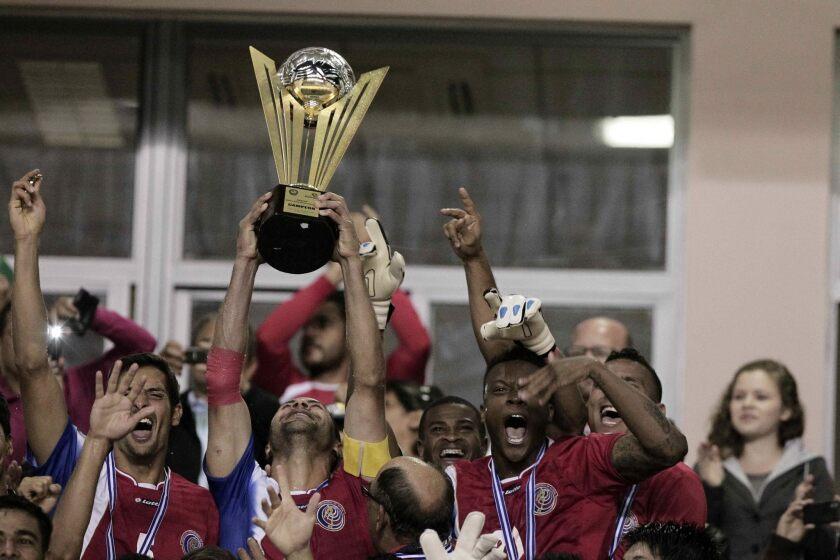 Seis selecciones se disputarán la Copa Centronamericana en busca de cuatro cupos para la Copa Oro 2017.