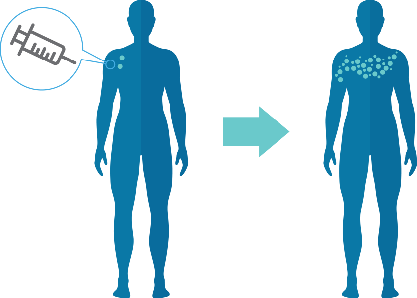 TriLink Biotechnologies is working with Imperial College London to test a COVID-19 vaccine that makes copies of itself.