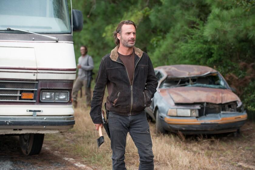 """""""The Walking Dead"""" Episode 612"""