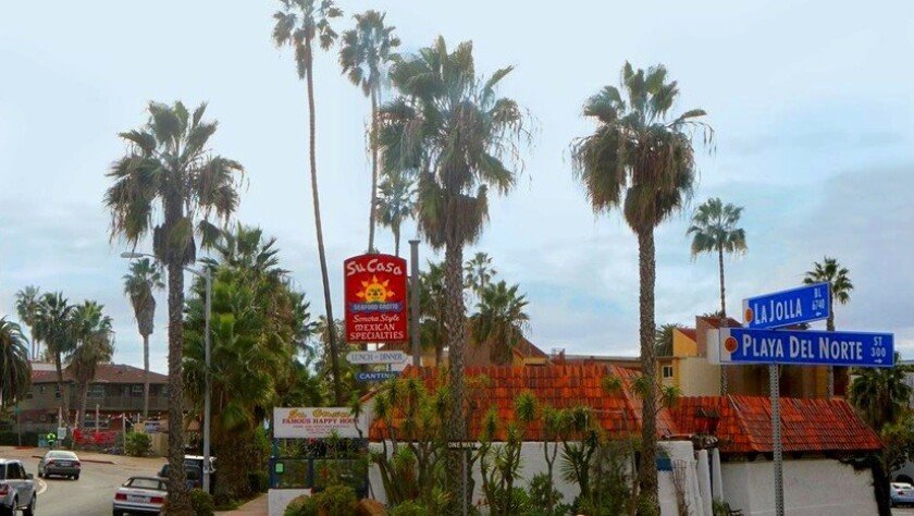 San Diego City Council approved plans to demolish Su Casa restaurant and an adjacent apartment compl