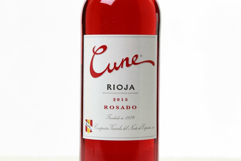 Brilliant and fruity, the 2015 Cune Rosado is a spunky sister to the Viña Real Rosado.