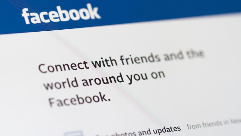 Jim Rossman:You really ought to check who has access to your Facebook data