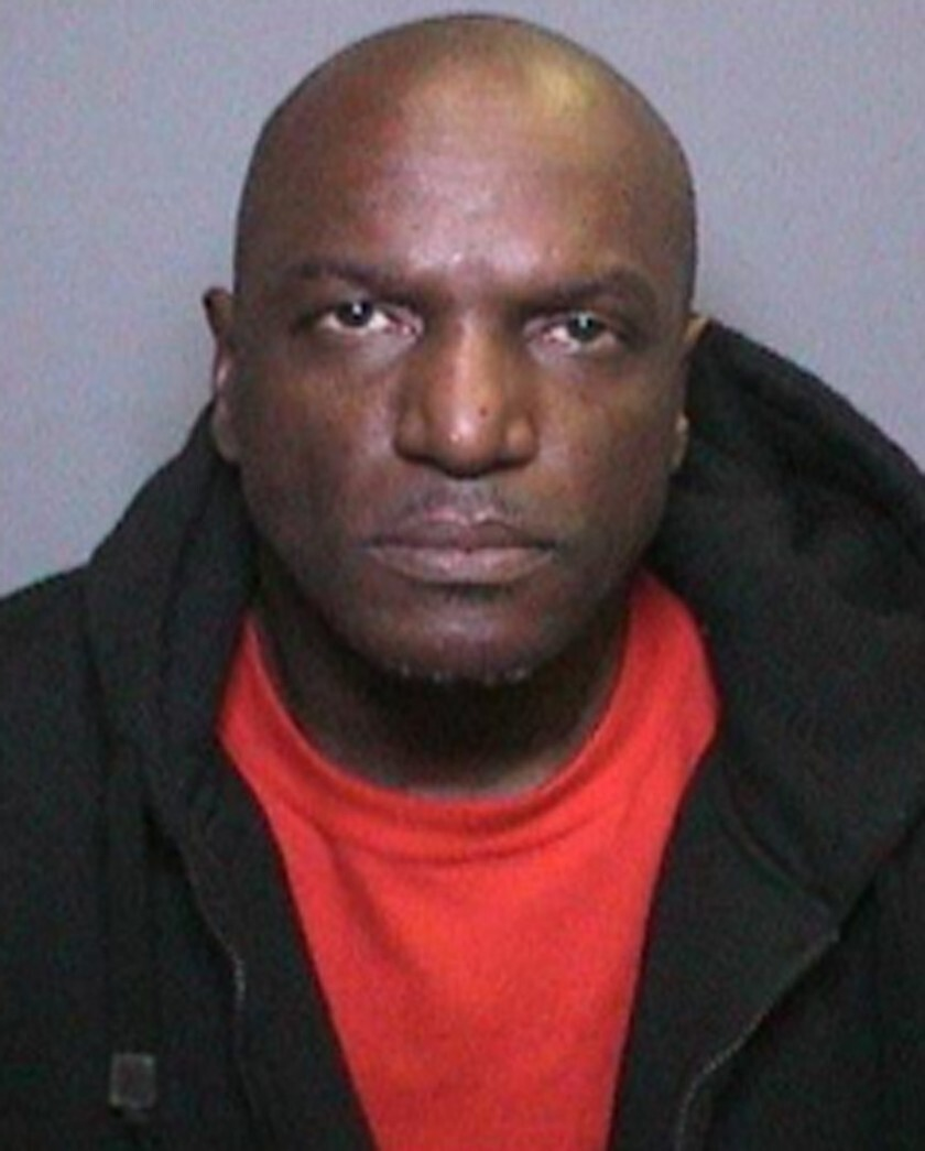 Kirk Vernell Price, shown after his arrest in 2016.