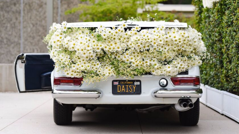 A look at the Marc Jacobs Daisy party in Los Angeles.