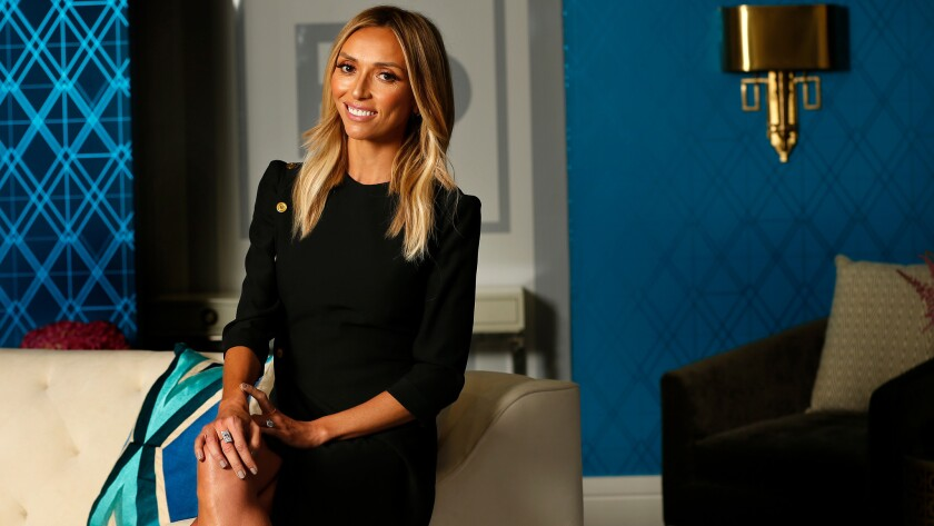 TV personality Giuliana Rancic helped others find small joys -- a feast with friends, a trip to Vegas -- as they battled cancer.