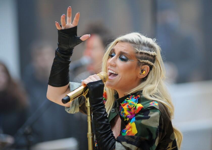 Kesha will play three nights at the Wynn Las Vegas.