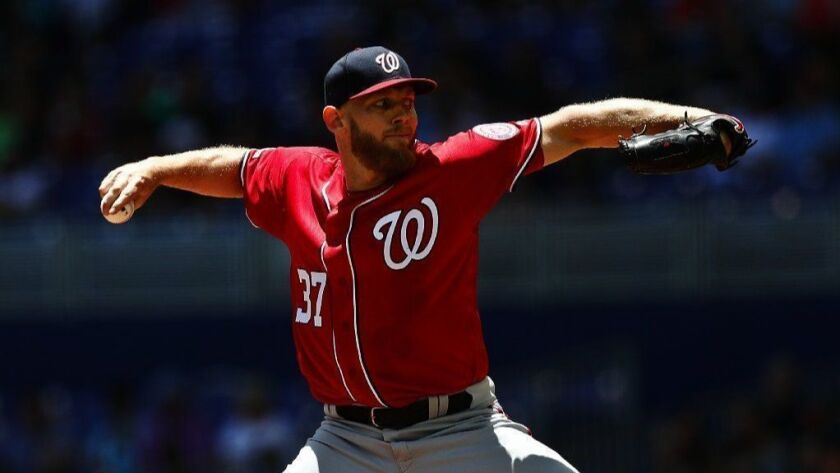The Washington Nationals pitcher bought the home through a trust nearly a decade ago for $1.24 million.