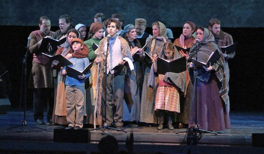 """The musical """"I Am Alive"""" will be presented this weekend at the Alex Theatre."""