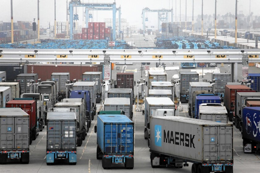 Roughly 20,000 dockworkers at 29 West Coast ports have been without a contract since July. And talks have grown increasingly acrimonious since November.